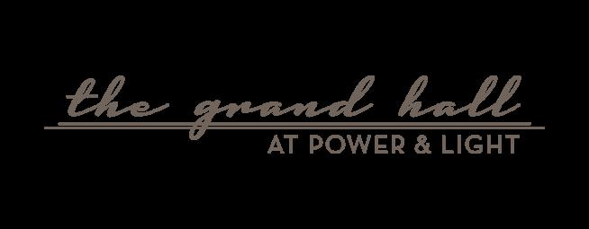 The Grand Hall KC
