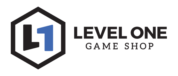 Level One Game Shop Logo