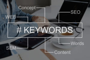 Salt Rank SEO Keyword Research Content SEM